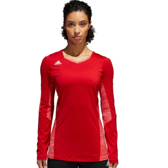 adidas Tops - Adidas Quickset Long Sleeve Jersey NWT